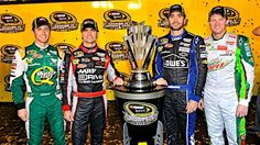 ARTICLE (Sept. 25, 2012): NASCAR announces 2013 Cup schedule. Read more: http://www.hendrickmotorsports.com/news/article/2012/09/25/NASCAR-announces-2013-Cup-schedule#.
