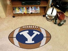 Football Mat - Brigham Young University