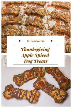 Need special Thanksgiving dog treats that the entire family can make for your fur baby? Look no further than these delicious Apple Spiced Dog Treats! Dog Biscuit Recipes, Dog Treat Recipes, Healthy Dog Treats, Dog Food Recipes, Homemade Dog Cookies, Homemade Dog Food, Dog Training Methods, Training Your Dog, Puppy Treats