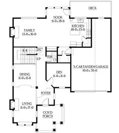 Unique Two-Story Entry - 23242JD   2nd Floor Master Suite, Bonus Room, Butler Walk-in Pantry, CAD Available, Craftsman, Den-Office-Library-Study, Media-Game-Home Theater, Mountain, Narrow Lot, Northwest, PDF, Photo Gallery, Sloping Lot   Architectural Designs