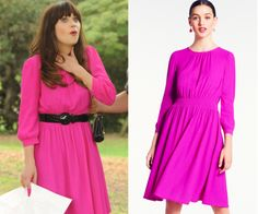 Jess s pink dress is in the black friday surprise sale at kate spade