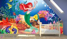 Disney Little Mermaid wallpaper