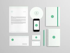 Ecofamilia Stationery