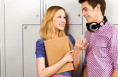 How Shy People Flirt