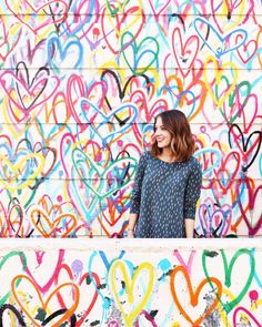 heart wall in NYC