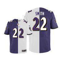 #22 Jimmy Smith Baltimore Ravens Elite Jersey