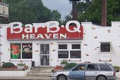 Is that really where old bbq cooks go when they die. Nice.