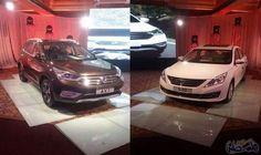 """شركة """"خلوف"""" التجارية السورية تقدم سيارتي """"MDF…: أطلقت شركة """"خلوف""""، التجارية منتجها الجديد في السوق السورية، سيارتي """"MDF S50"""" السياحية…"""