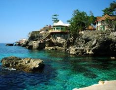 Negril, Jamaica. The cliffs are amazing!