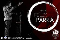 #Repost @torrefuertefamily  Pastor Felix Parra  Pastor y fundador del Centro Cristiano Conexión Vida.  Uno de los más reconocidos a nivel nacional y un referente en organización de eventos multitudinarios.  #JuegaParaDios  Y tu para quién juegas?  #csj #congreso #sobrenatural #jovenes #music #venezuela #lara #torrefuerte #blessed #inspiration #tfmly #viernespln #bible #holyspirit #god #instagod #followback #nation #jesus #nba #curry #mvp #basquet #swag #happy #instagram #like4like #kingjesus…