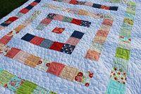 Patchwork Maze Quilt