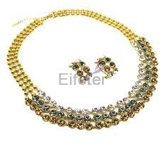 delicate bubble shape jewelry sets