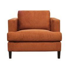 orange chair $460