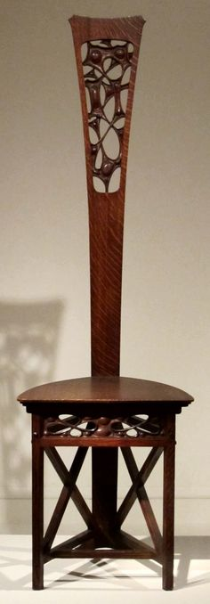 Charles Rennie Mackintosh, Chair Windyhill, 1901 - Google Search