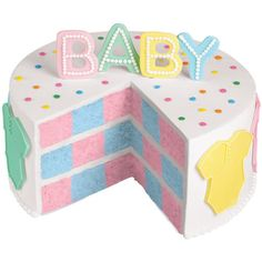Find great ideas, recipes & all the supplies you'll need at wilton.com including Pink or Blue, A Dream Come True Cake.