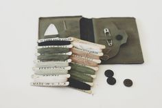 1924us:  1950's Military Sewing Kit! Found at 1924 .