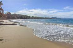 Punta Uva sand  Puerto Viejo, Costa Rica #beach #waves #sand