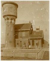 Schoon drinkwater in Oud-Beijerland en Heinenoord in 1887 dankzij de watertoren, Genealogie Bos Blog