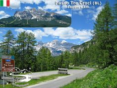 Passo Tre Croci (1809 m) - Alpi Occidentali Bike, Mountains, Nature, Image, Environment, Climbing, Italy, Bicycle, Trial Bike