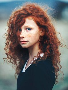 strong jaw line and angular features, but your hair and freckles and high cheekbones She's beautiful, and everyone has always said it, those wide eyes and shock of bright red hair. Beautiful Red Hair, Beautiful Redhead, Beauty Photography, Portrait Photography, Bella Photography, Photography Lighting, Photography Business, Photography Of People, Photography Zine