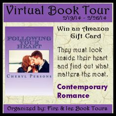 Indy Book Fairy: Following Your Heart Tour w/ Giveaway