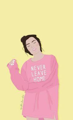 /Akemi/ Pinterest : shriiiyaa Tumblr Wallpaper, Pink Wallpaper, Cool Wallpaper, Walpaper Iphone, Iphone Wallpaper, Phone Backgrounds, Animes Wallpapers, Cute Wallpapers, Walpapers Cute