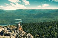 Canada activity: Try to hike the Sagamook Peak in Mount Carleton Provincial Park, Canada. Mount Carleton Provincial Park is the largest provincial. Canada Mountains, New Brunswick Canada, Atlantic Canada, Canadian Travel, Win A Trip, Wonderful Places, Amazing Places, Day Trips, The Great Outdoors