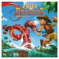 River Dragons Français / Anglais - Castello   Jeux et Jouets
