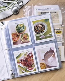 How-To Organize Your Favorite Recipes