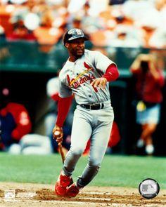 Ozzie Smith St Louis Cardinals