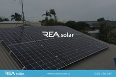 REA Solar : Inspiring Change to a sustainable future.