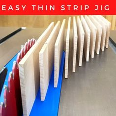 Woodworking Table Saw, Woodworking Furniture Plans, Woodworking Projects That Sell, Woodworking Workshop, Woodworking Techniques, Woodworking Jigs, Diy Furniture, Table Saw Fence, Table Saw Jigs