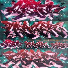 EAST x TRAGEK X GRAB Graffiti Writing, Graffiti Tagging, Graffiti Alphabet, Graffiti Lettering, Graffiti Pictures, Graffiti Artwork, Graffiti Styles, Grafitti Street, Rapper Art