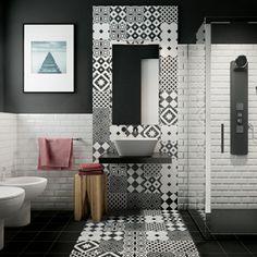 piastrelle bagno moderno grigio cerca con google bagno