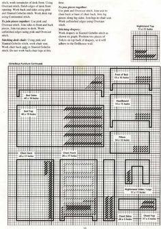 Buidling Block Dollhouse 7