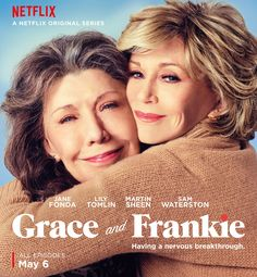 Grace and Frankie: Season 2 Not since Golden Girls has a TV show made being an old lady look so fun. Makes us excited for our bus pass. Available May 6 #refinery29 http://www.refinery29.uk/netflix-new-may-uk-2016#slide-8
