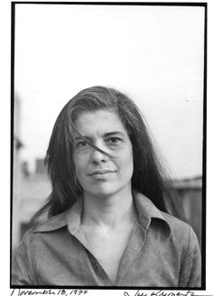 "In 1977, 30 years before the selfie era, Sontag wrote in 'On Photography,' ""Today everything exists to end in a photograph."" (Jill Krementz)"