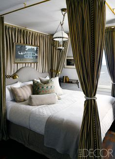 25 Canopy Beds That Will Give You Major Bedroom Envy - ELLEDecor.com