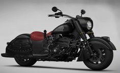2016 Indian Motorcycles Darkhorse Gunner Edition.