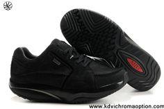 MBT Fanaka GTX Shoes Black Mens Shoes Store