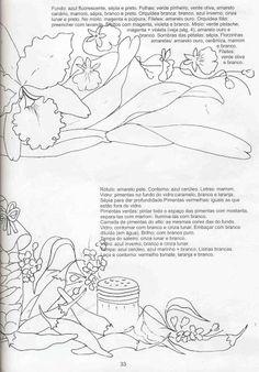 Revista Pintura em Tecido - Barrados - Volume 02 - Adriana Geraldo - Álbuns da web do Picasa