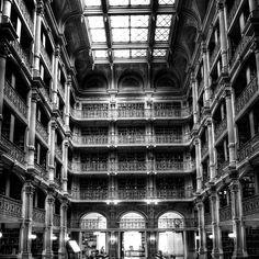 La librairie de Baltimore.