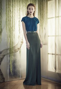 AW15 pre collection - Jenny Packham