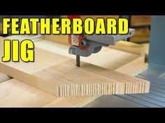 Harbor Freight Featherboard Review
