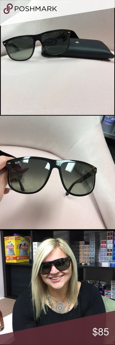 Ray bans Brand new never worn ! Ray-Ban Accessories Sunglasses