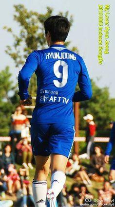 Kim Hyun Joong - Asia Youth Football Festival 10.03.13