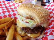 The Juicy Lucy.  MN classic.