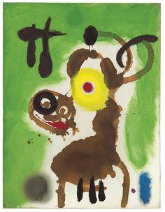 Kunstcollectie van Joan Miró is te zien in Serralves (Porto). Waarom veelbesproken collectie? Wat vond ik ervan? Zie foto´s van zijn werk.