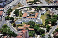 Recife, Pernambuco, Brasil - Forte das Cinco Pontas