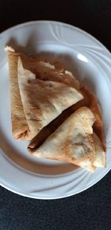 Κρέπες με γάλα καρύδας Tacos, Mexican, Ethnic Recipes, Food, Essen, Meals, Yemek, Mexicans, Eten